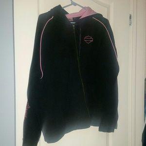 Harley Davidson Breast Cancer Awareness Jacket